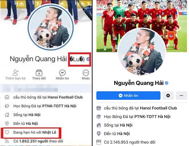 Quang Hai va Nhat Le lo them 'bang chung chia tay' hinh anh 1