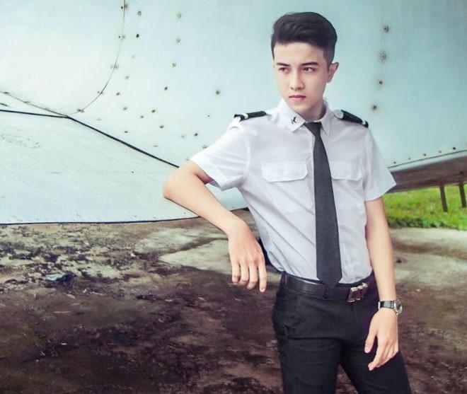 Dan trai xinh gai dep la sinh vien Hoc vien Hang khong Viet Nam hinh anh 12