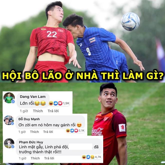 Sau SEA Games, Tien Linh co them biet danh moi va loat anh dim hang hinh anh 3 78411503_596416997838667_7363545773419528192_n.jpg