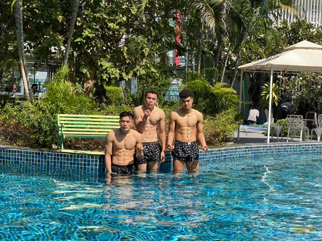 Duc Sinh, Van Toan kham pha Thai Lan, Duc Chinh, Tien Dung do co bung hinh anh 2 81466632_1476721202493911_7988876123905720320_n.jpg