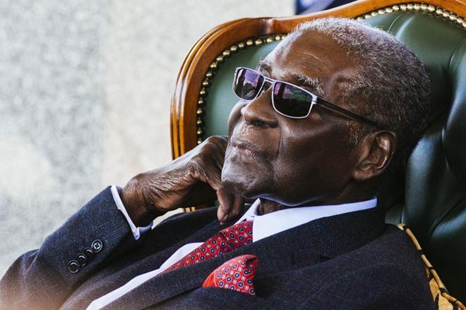 Cuu Tong thong Zimbabwe Robert Mugabe giau co co nao? hinh anh 1