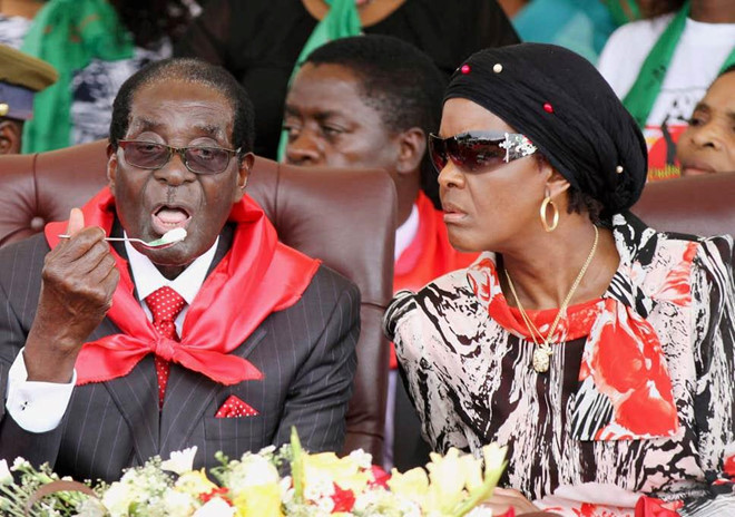 Cuu Tong thong Zimbabwe Robert Mugabe giau co co nao? hinh anh 8