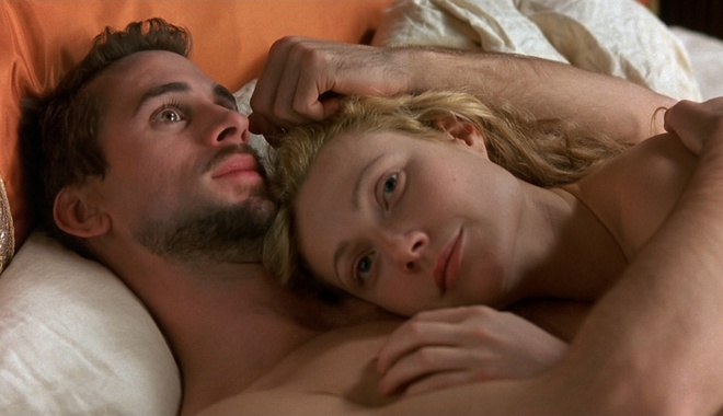 Giai thoai phia sau nhung canh sex trong loat phim doat Oscar hinh anh 2 Parasite_2.jpg