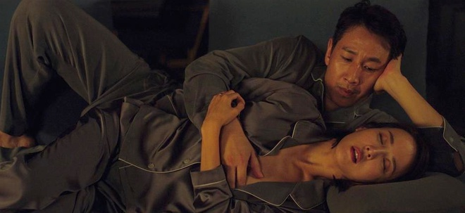 Giai thoai phia sau nhung canh sex trong loat phim doat Oscar hinh anh 5 Parasite_5.jpg