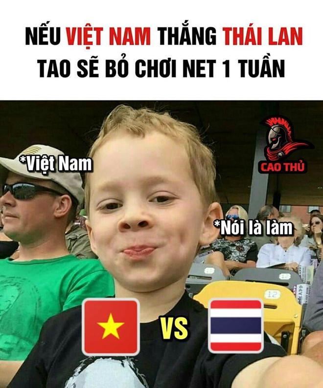 Tran ngap anh che 'lau Thai sieu cay khong lo' ung ho tuyen Viet Nam hinh anh 7
