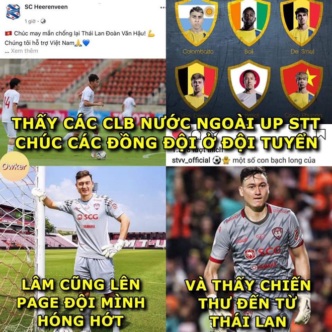 Tran ngap anh che 'lau Thai sieu cay khong lo' ung ho tuyen Viet Nam hinh anh 6