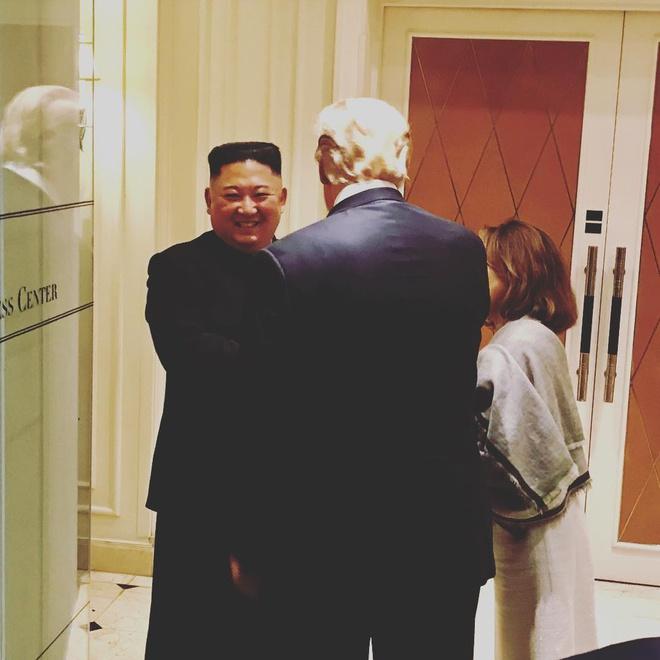 Bat ngo hinh anh chia tay sau dam phan cua ong Trump, ong Kim hinh anh 1