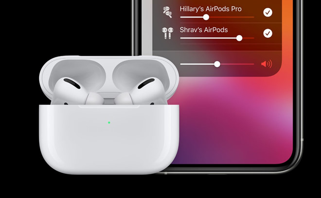 AirPods Pro bi che anh thanh may say toc, sung nuoc, cay ban zombie hinh anh 1
