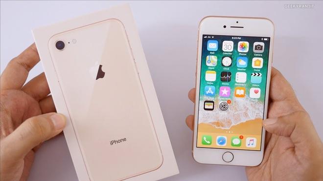 iPhone qua su dung dang mua anh 1