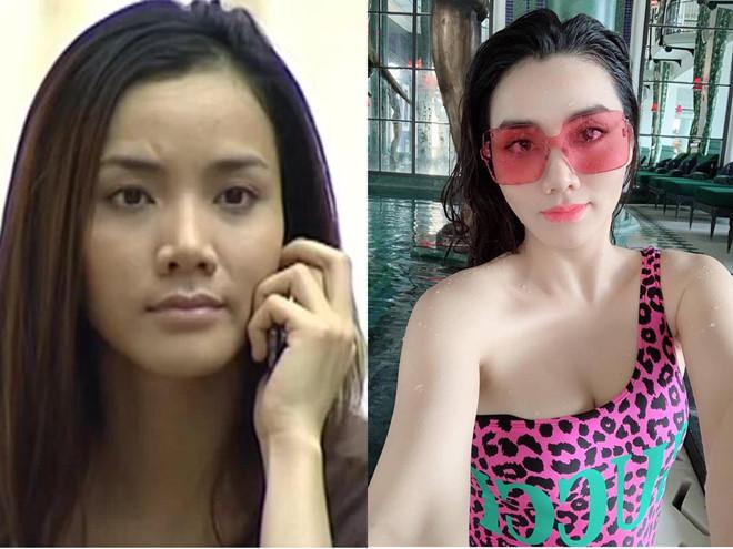 Truong Quynh Anh, Hoang Anh va dan sao 'Ky tuc xa' sau 12 nam hinh anh 8