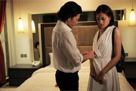 Ngo Thanh Van, Ninh Duong Lan Ngoc voi canh nong trong phim Viet hinh anh 9