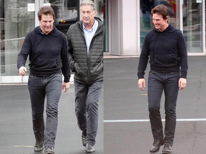 Tom Cruise va 4 tai tu dinh dam Hollywood tut doc ngoai hinh hinh anh 1