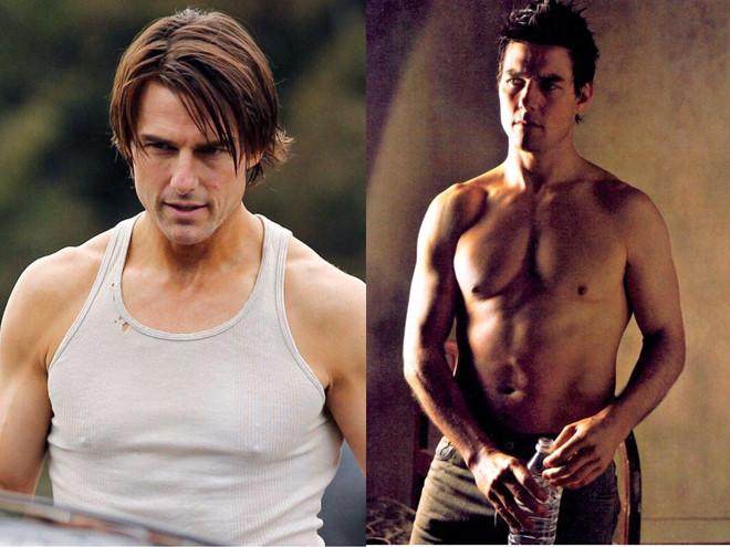 Tom Cruise va 4 tai tu dinh dam Hollywood tut doc ngoai hinh hinh anh 2