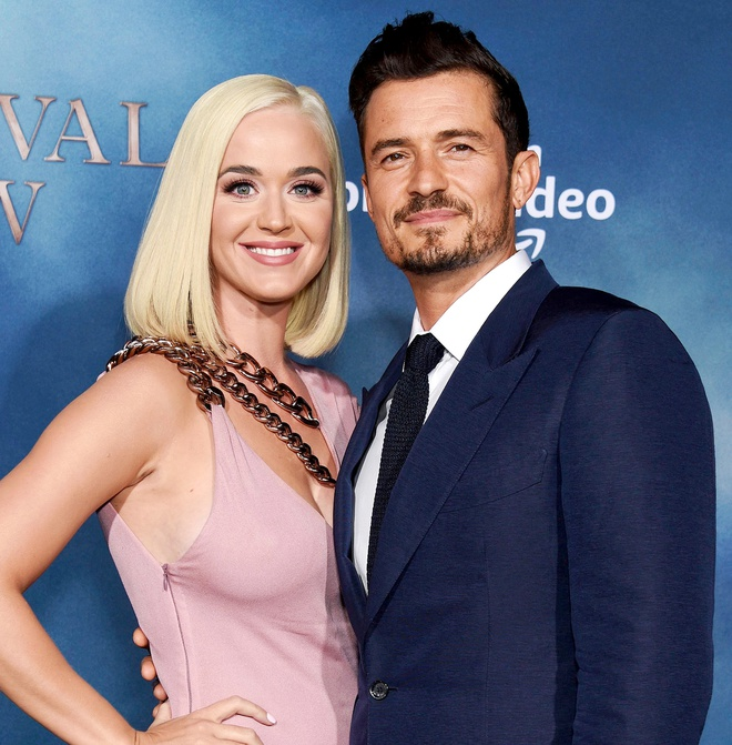 Katy Perry hoan cuoi o Nhat Ban vi dich Covid-19 hinh anh 1 Katy_Perry_and_Orlando_Bloom_expecting.jpg