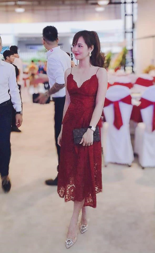 Hot girl mac vay dan toc duoc khen nhan sac khong doi sau gan 5 nam hinh anh 3