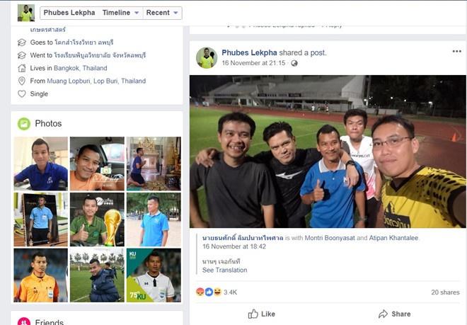 Facebook trong tai tran Viet Nam - Nhat Ban sap sau khi bi lam loan? hinh anh 2