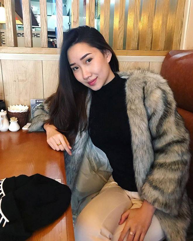 Hot girl Lao goc Viet khoe anh tot nghiep Hoc vien Ngoai giao hinh anh 8