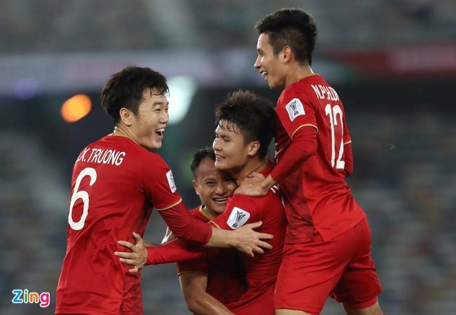 Kich ban nao de tuyen Viet Nam vuot qua vong bang Asian Cup 2019? hinh anh 1