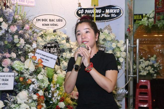Thanh Giao la ai ma Hoai Linh, Minh Nhi va dan sao Viet tiec thuong? hinh anh 4