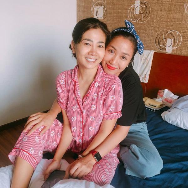 Oc Thanh Van: 'Mai Phuong dot nay yeu va bi giam can' hinh anh 1 oc_thanh_van_khang_dinh_phuong_mai_van_dang_on_1.jpg