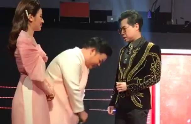 Quang Le cui dau xin loi Ngoc Son vi den tre 6 tieng hinh anh 1 Screen_Shot_2020_05_15_at_5.58.13_PM.jpg