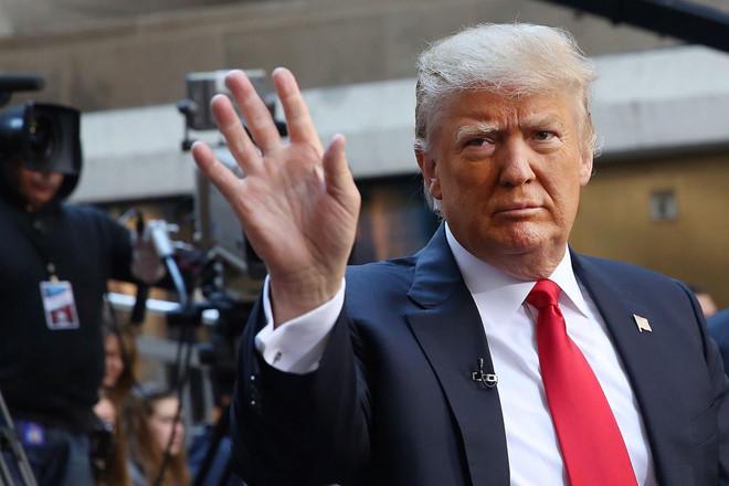 Ong Trump that su mat 5 ty USD vi lam tong thong My? hinh anh 1