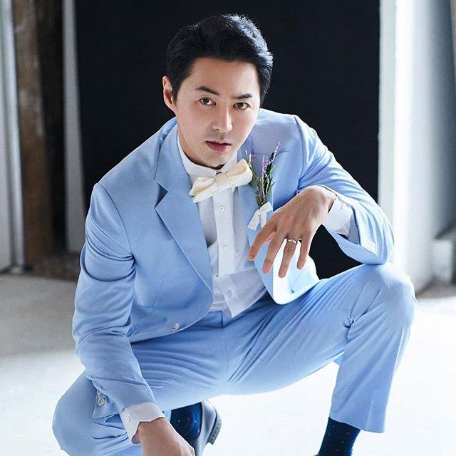 Jun Jin Shinhwa ket hon anh 9