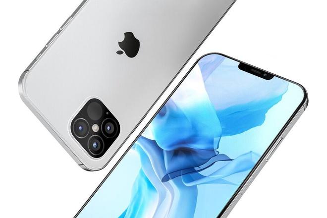 iPhone 12 ra mat tre anh 1