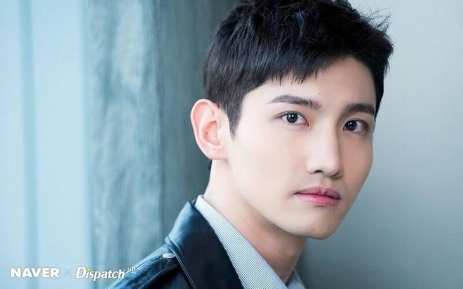 Chang Min TVXQ to chuc hon le anh 1