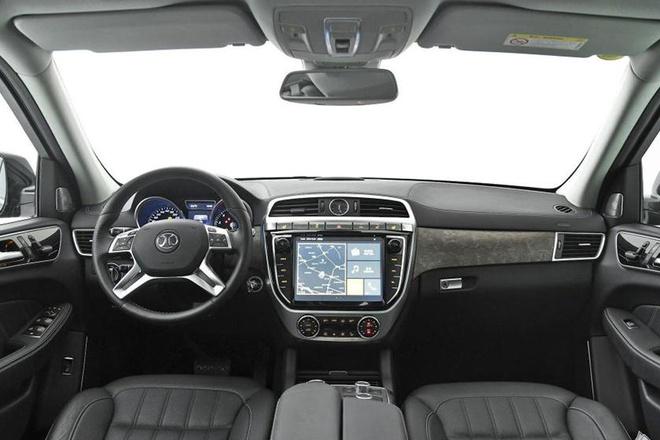Xe Trung Quoc nhai Mercedes-Benz GLS, dat hon ca ban goc hinh anh 4 4.jpg