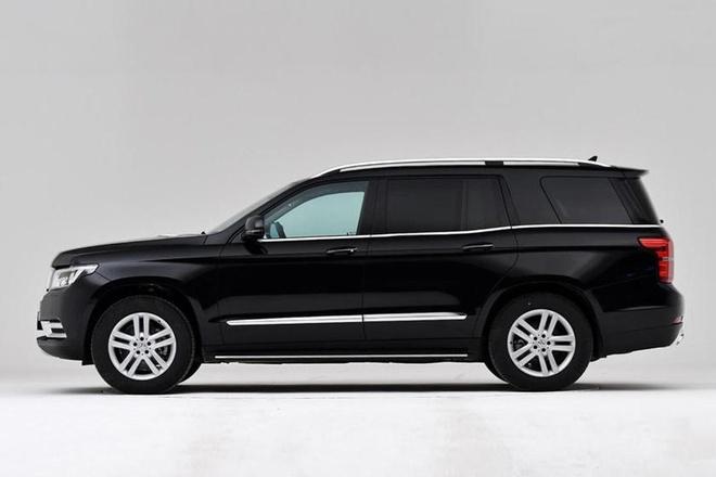 Xe Trung Quoc nhai Mercedes-Benz GLS, dat hon ca ban goc hinh anh 6 6.jpg