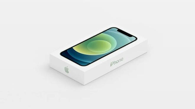 iPhone 12 se van co tai nghe di kem tai Phap anh 1