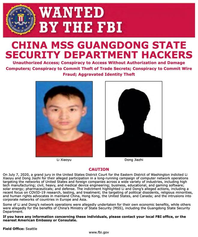 hacker Trung Quoc bi truy na, My truy tim hacker Trung Quoc, hacker Trung Quoc hack vaccine anh 1