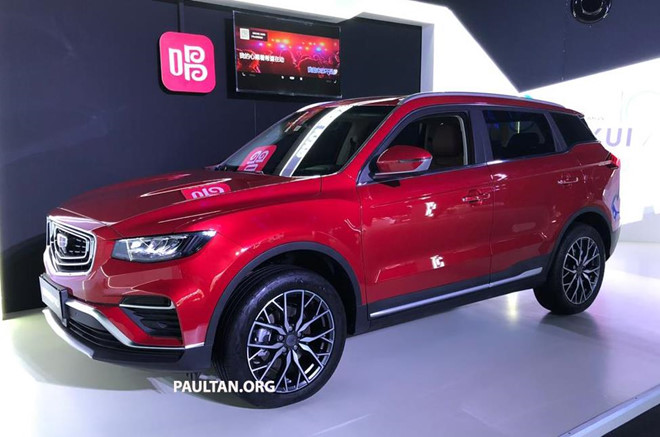 Can canh SUV Trung Quoc mang noi that nhai Porsche hinh anh 1