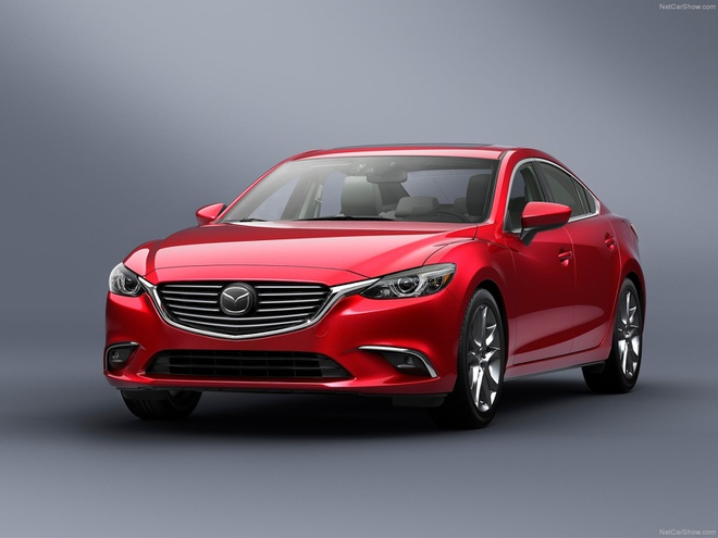 Gan Tet, Toyota Camry ban chenh gia 20 trieu hinh anh 3 Mazda-6-2016-1600-21.jpg