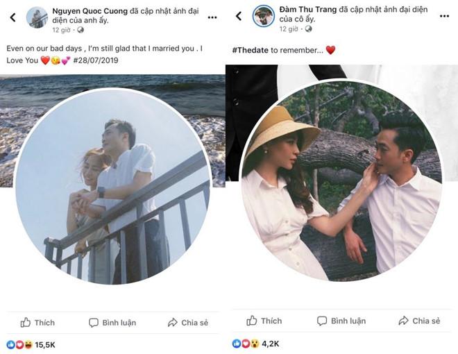 Cuong Do La: 'Du trong ngay te nhat, anh van vui mung vi cuoi duoc em' hinh anh 1