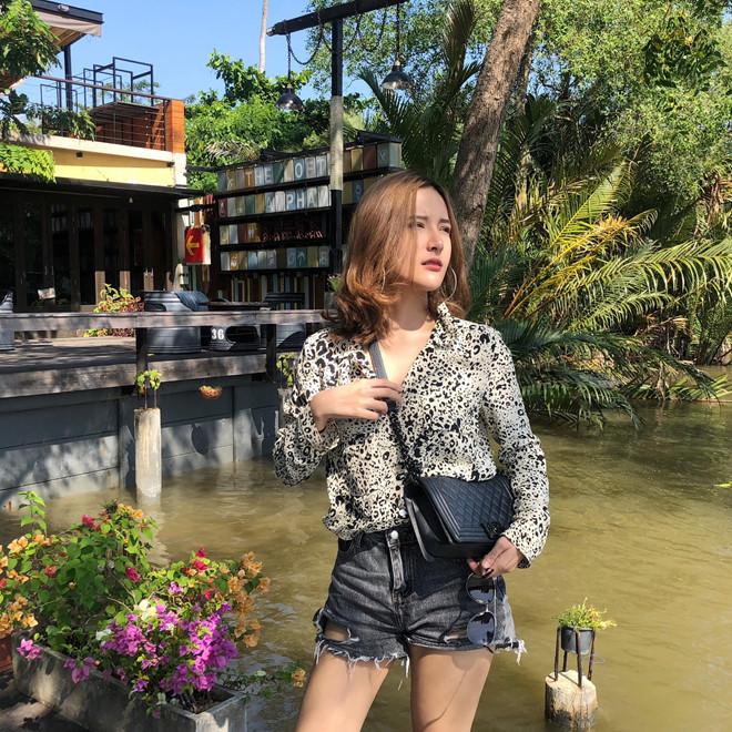 Quang Hung cong khai yeu my nhan Thai Lan sau khi chia tay Quynh Chau hinh anh 4