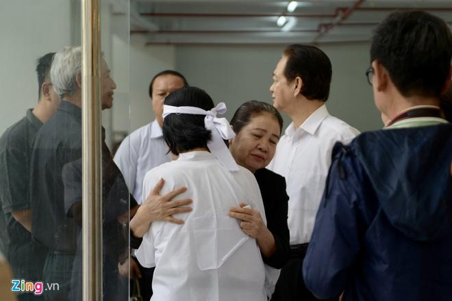 Nguyen Thu tuong Nguyen Tan Dung den vieng nghe si Chanh Tin hinh anh 2 thu_zing.jpg