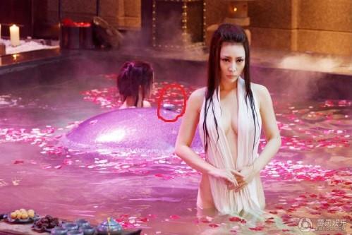 Nhung canh ngo ngan trong phim truyen hinh Trung Quoc hinh anh 4