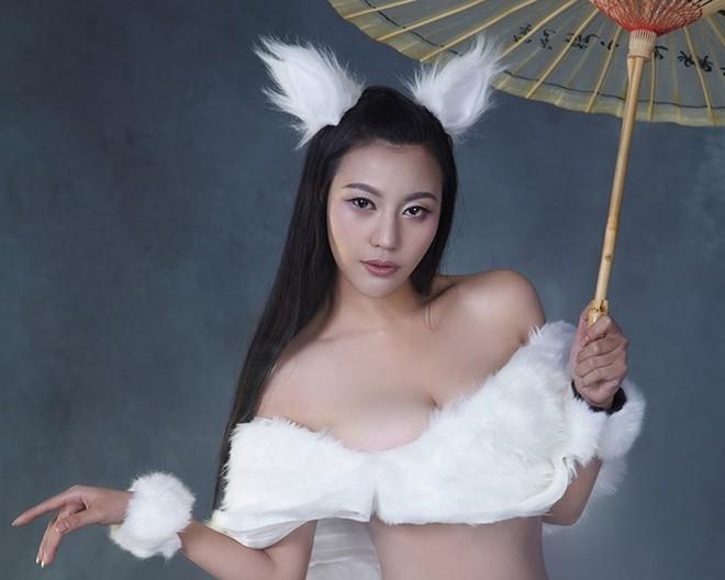 Nhung hot girl Trung Quoc bi tay chay vi anh phan cam hinh anh 6