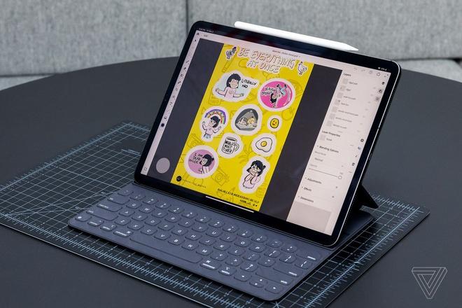 iPad Air 2020 co thiet ke giong iPad Pro 11 inch anh 1