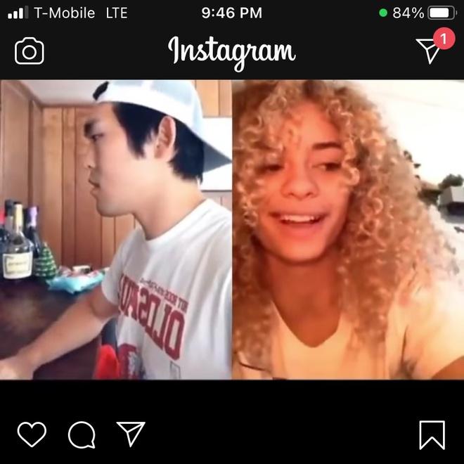 iOS 14 phat hien Instagram kich hoat camera truoc du khong bat anh 1