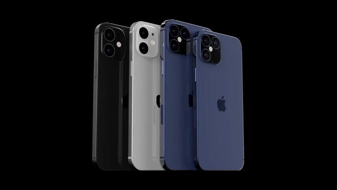 iPhone 12 khong co man hinh 120 Hz? anh 1