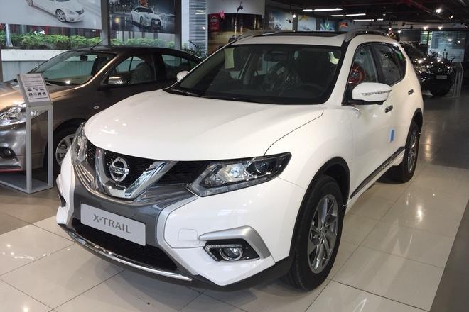 Nissan dung ban X-Trail tai Thai Lan anh 1
