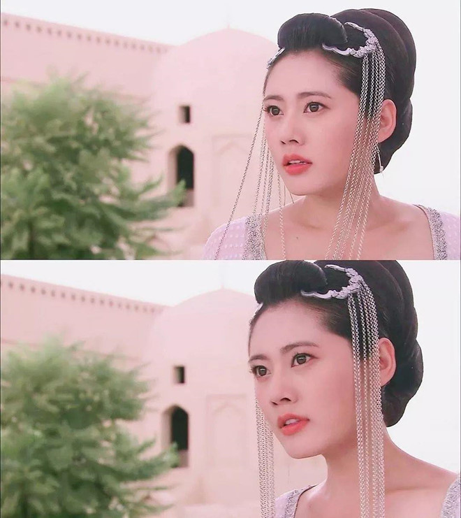 My nhan 'So Luu Huong' - be boi anh nong va doi tu vien man hinh anh 4