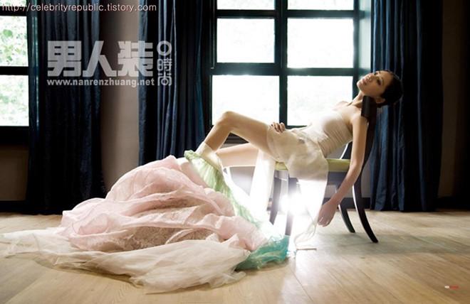 My nhan 'So Luu Huong' - be boi anh nong va doi tu vien man hinh anh 7