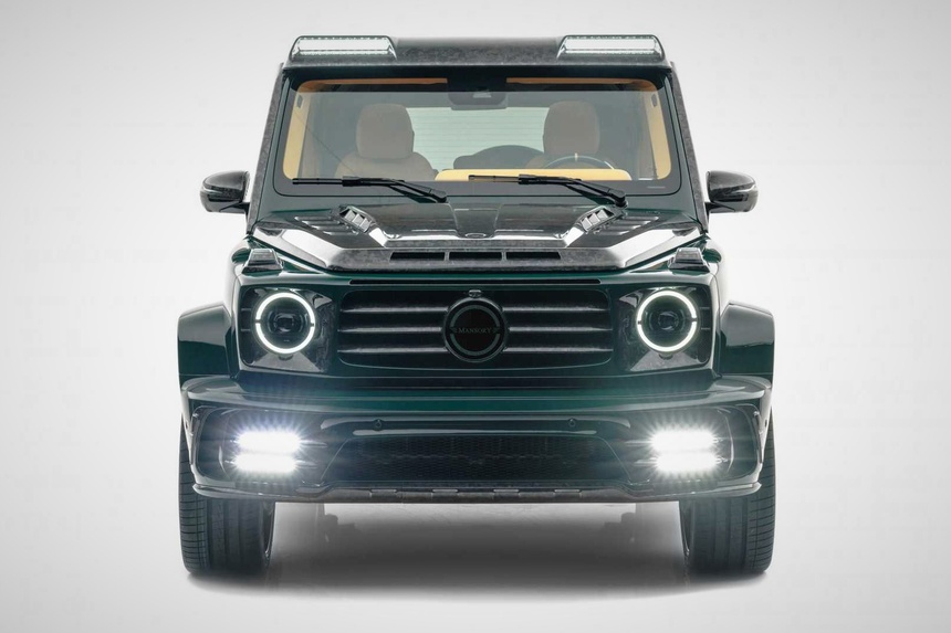 Mercedes-AMG G 63 anh 4