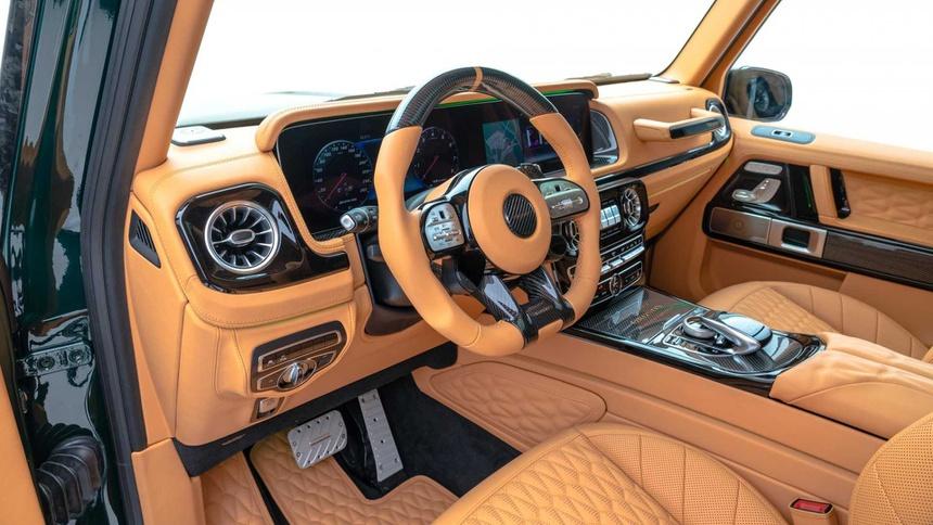 Mercedes-AMG G 63 anh 10