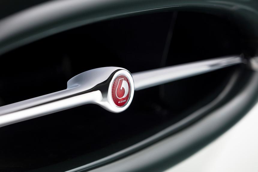 Xe co Jaguar E-Type anh 7
