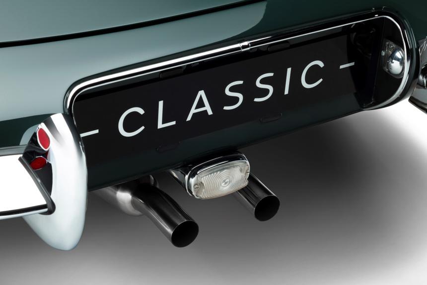 Xe co Jaguar E-Type anh 8